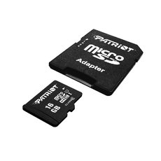 SD CARD 16GB Patriot Mikro SD s adaptérem
