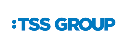 Nové logo TSS GROUP